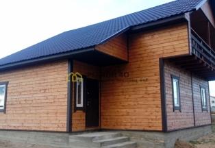 Дом для проживания и отдыха в около леса и озер
